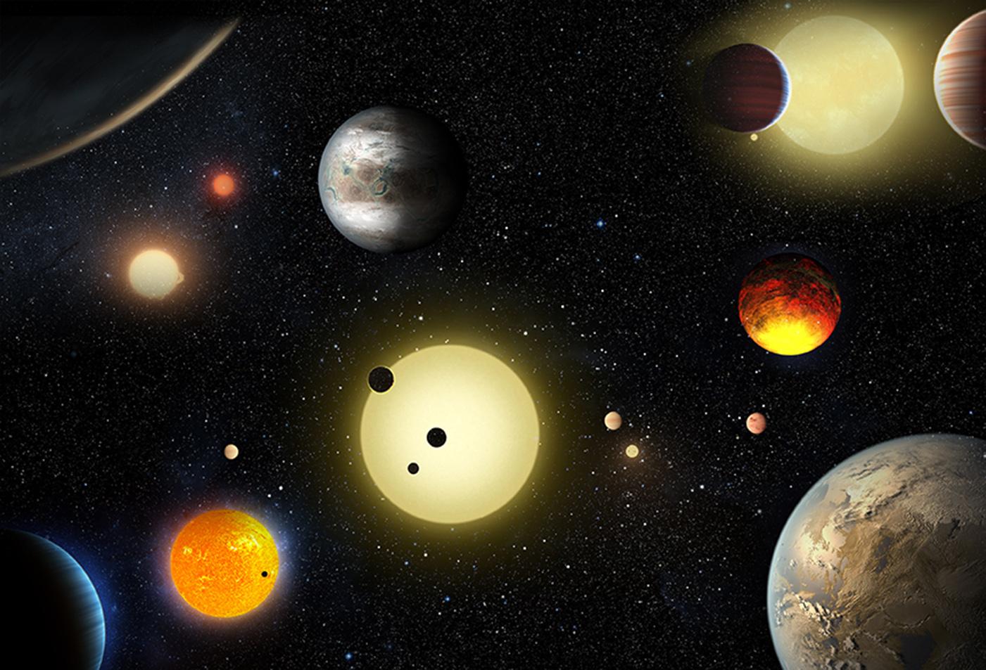 Święty Graal kosmosu jest coraz bliżej. Kepler odkrył 1200 nowych planet pozasłonecznych