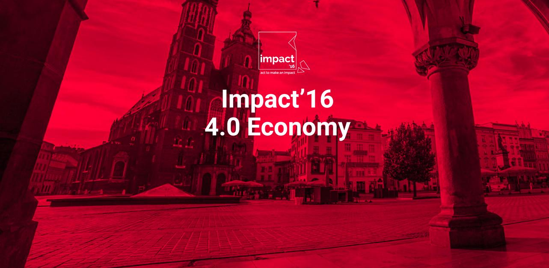 Czwarta rewolucja przemysłowa wkracza do Polski! Zapraszamy na kongres Impact'16