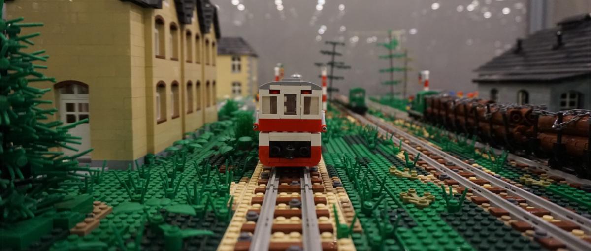 Największa w Polsce wystawa budowli z klocków Lego – relacja Spider's Web