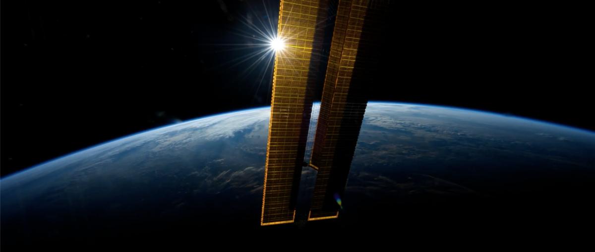 Nieziemskie kinografy z Międzynarodowej Stacji Kosmicznej. Zobacz, jak powstały te niezwykłe ujęcia