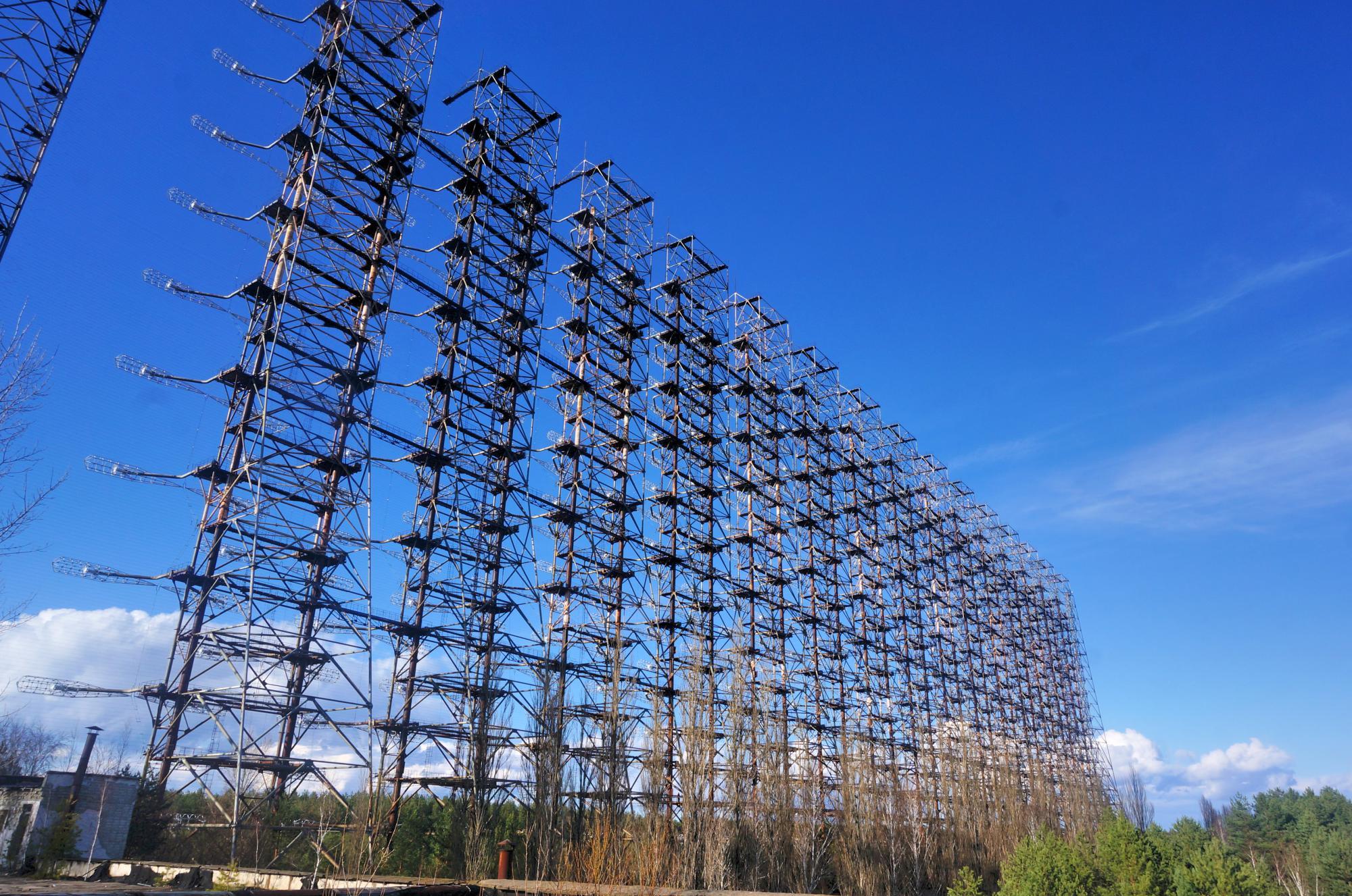 Oko Moskwy – cud techniki ZSRR w zonie czarnobylskiej