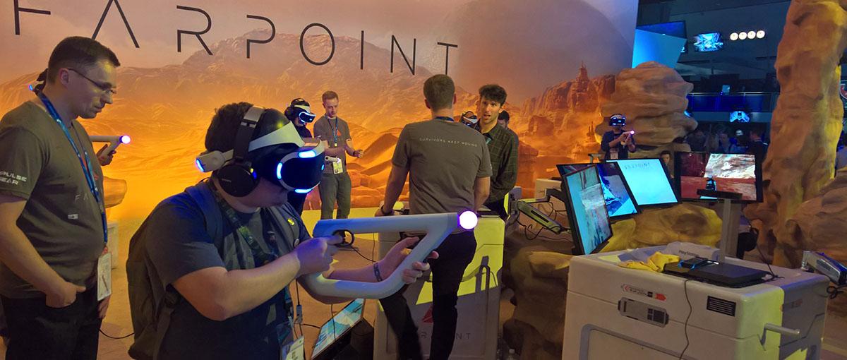 Vive? Oculus? Nie żartujmy, wirtualną rzeczywistością rządzić będzie PlayStation
