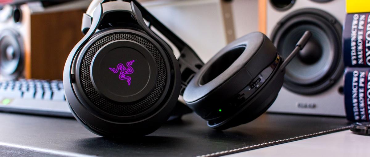 To nie są słuchawki dla niedzielnych graczy. Razer Man O'War – recenzja Spider's Web