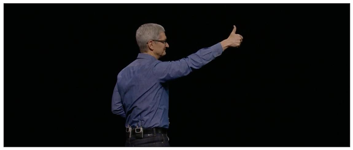Jeśli możemy mówić o nowym Apple, to właśnie teraz