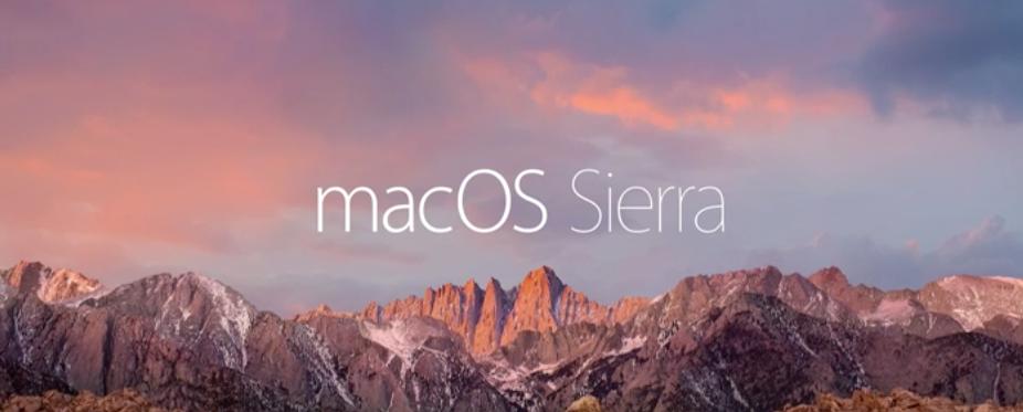 Zapomnij o OS X. Powitaj macOS (Sierra)!