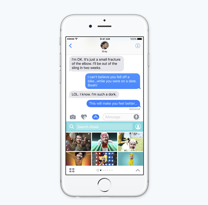 apple ios 10 imessage