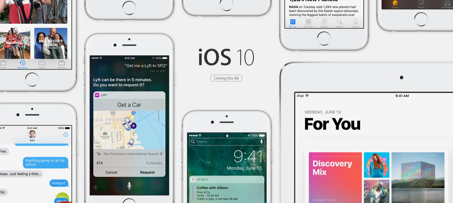 Usuwanie aplikacji systemowych w iOS 10 ma… niewiele wspólnego z usuwaniem
