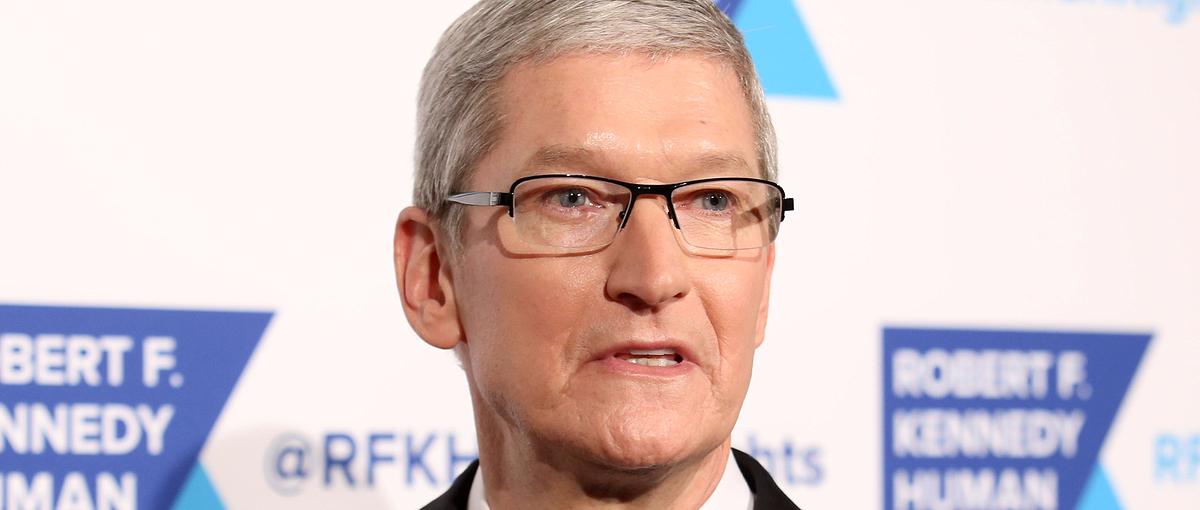 Szef Apple zabrał głos w sprawie narzędzi wykorzystywanych do manipulowania ludźmi