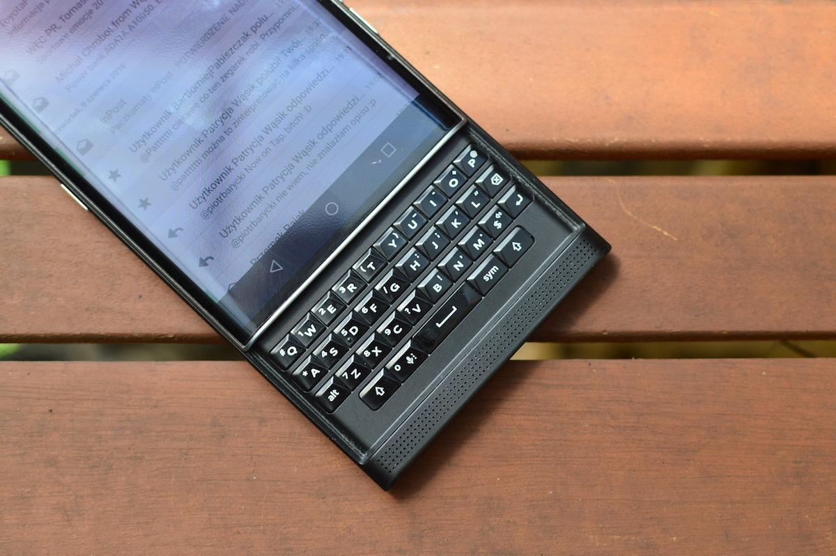 BlackBerry się nie poddaje. Jeszcze w tym roku zobaczymy nowe jeżynki z Androidem