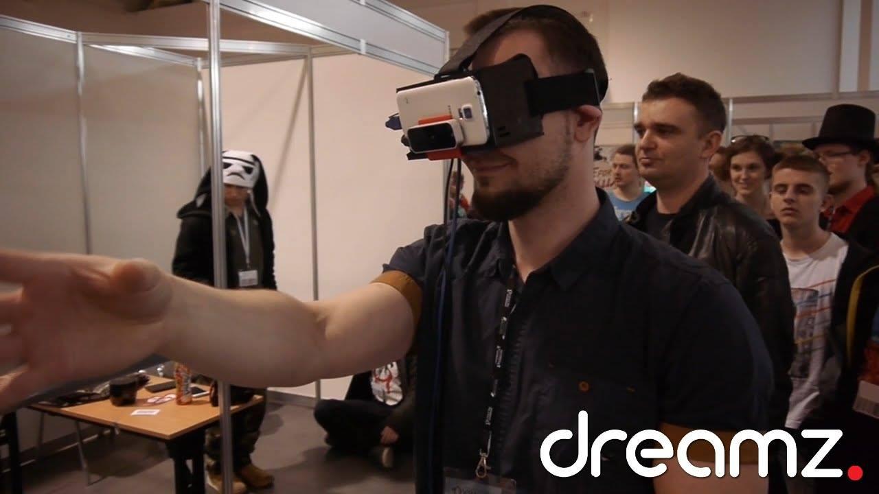Dreamz – polskie gogle VR, które będą konkurować z najlepszymi