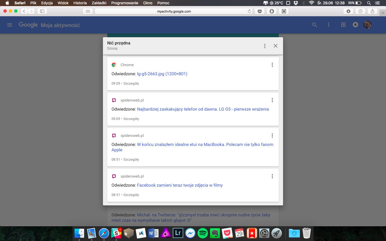 Spider's Web jako Nić przędna? Ktoś w Google'u przeszarżował z tłumaczeniem.
