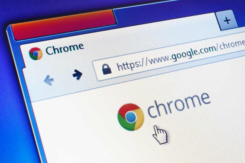 Chrome to najpopularniejsza przeglądarka internetowa na świecie.