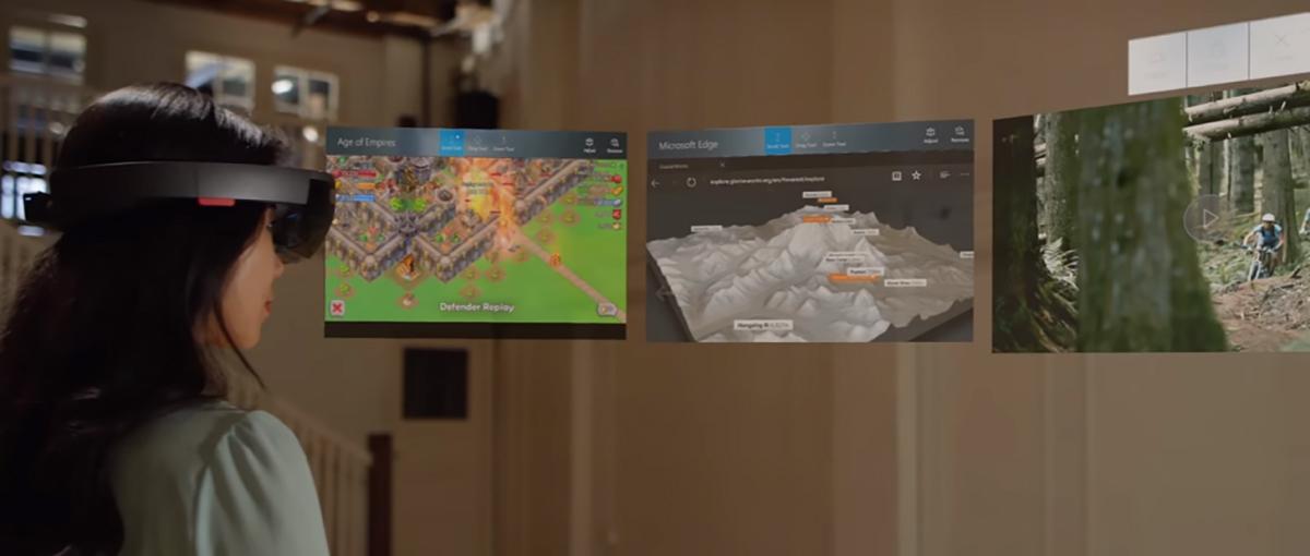 """Microsoft zdaje sobie sprawę z tego, że AR i VR to """"nowy iPhone"""""""