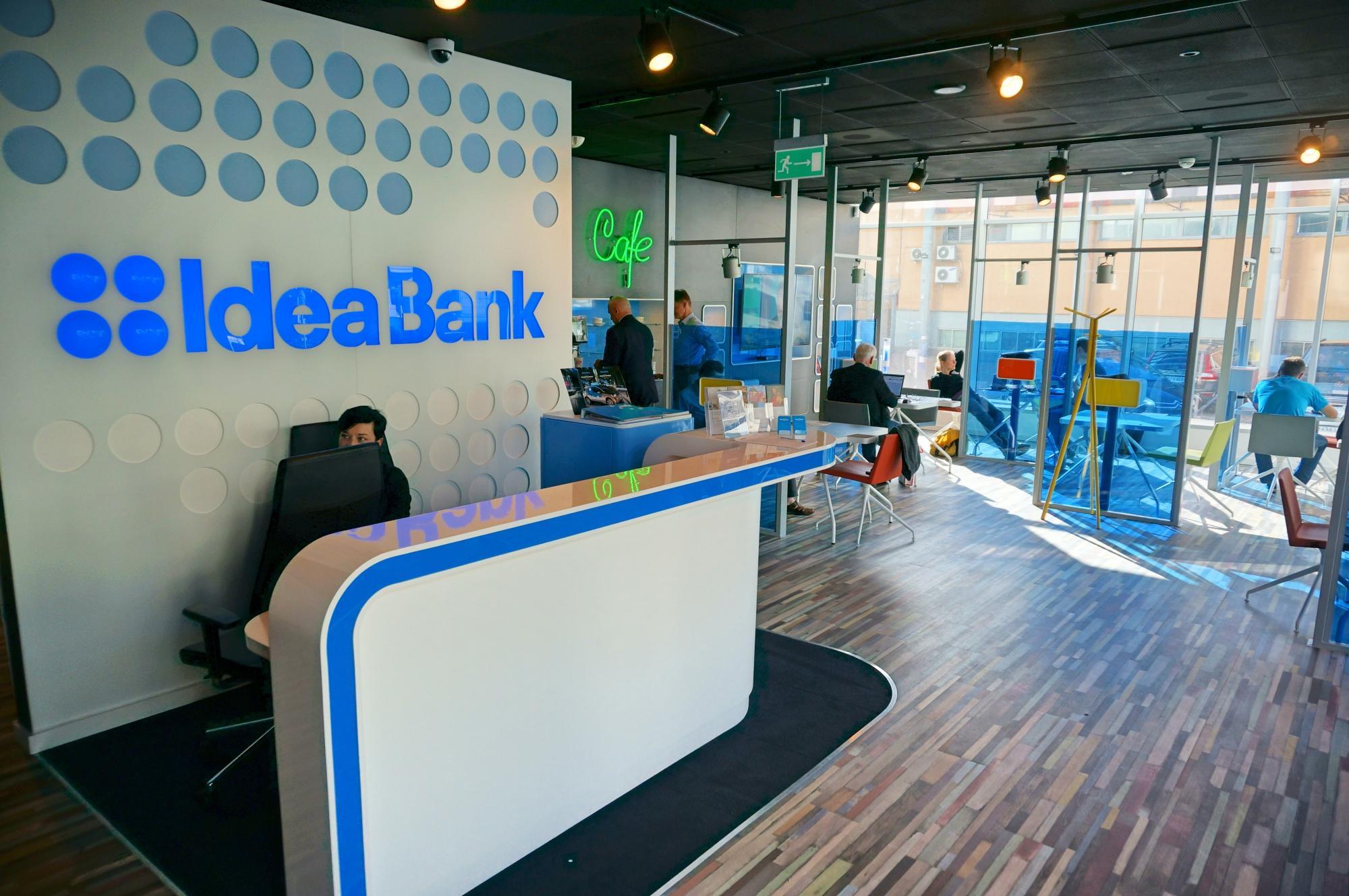 Tak powinna wyglądać placówka nowoczesnego banku. Idea Hub – relacja Spider's Web