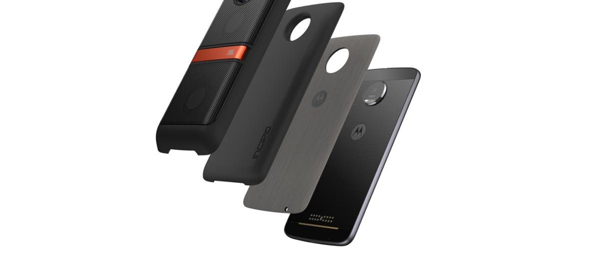 Motorola pokazała, jak powinien wyglądać modułowy smartfon. Oto Motomods