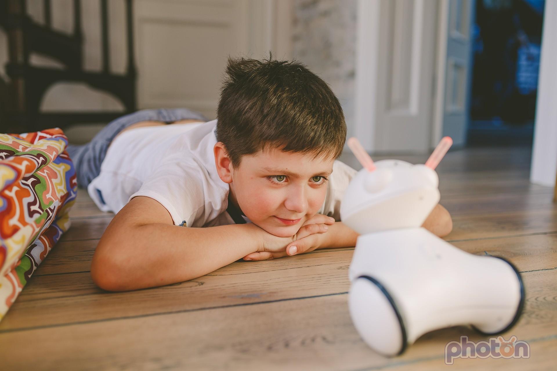 Polski robot uczy dzieci programowania i już robi furorę na świecie