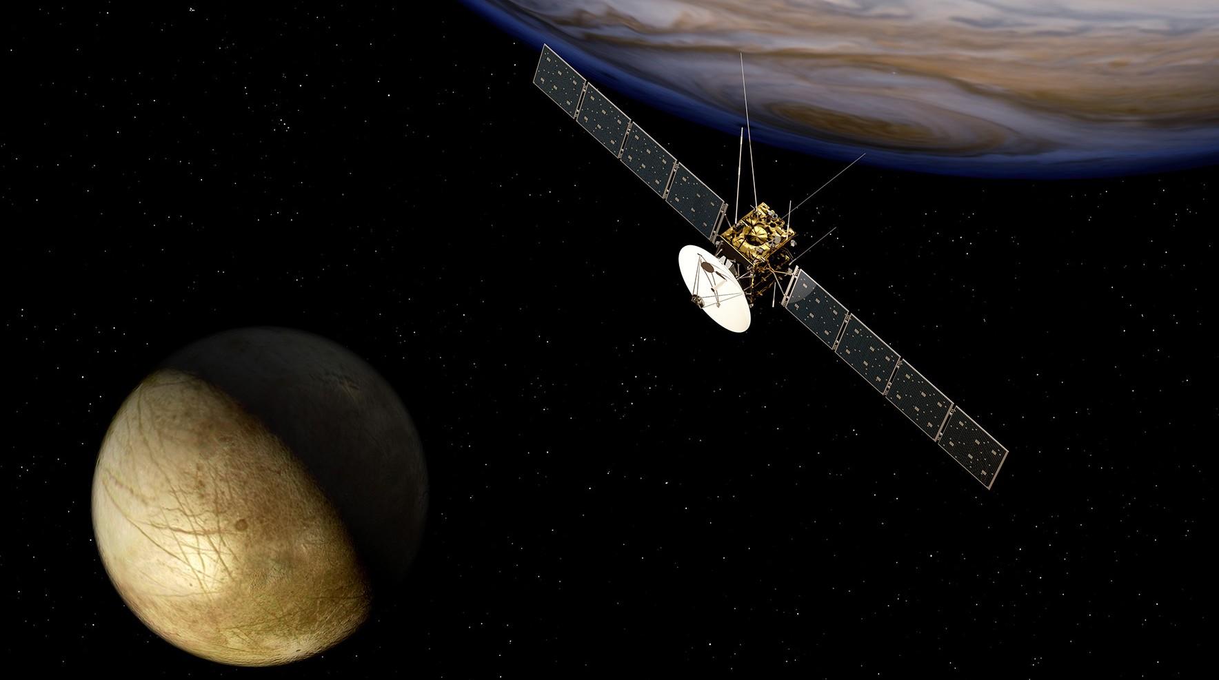 Polacy budują część europejskiej sondy, która zbada Jowisza