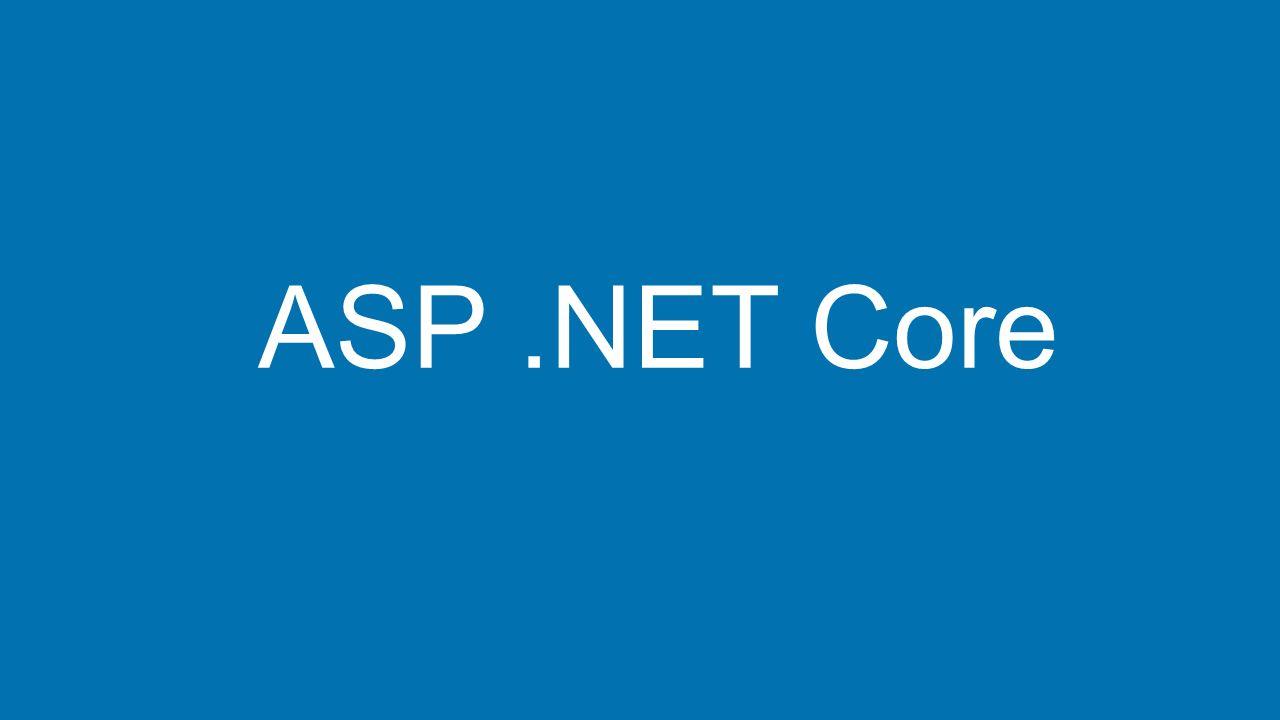 Microsoft jak chce to potrafi – .NET Core w końcu w wersji 1.0