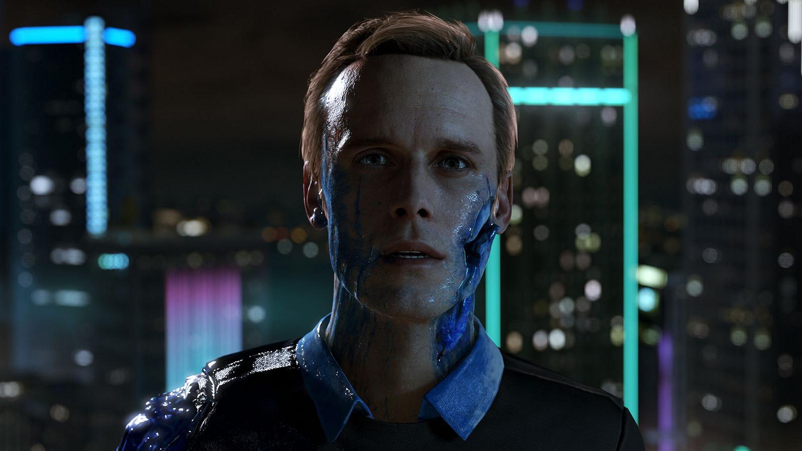 PlayStation zachęca do grania na naprawdę ogromnym ekranie. W Detroit: Become Human będzie można zagrać w kinie