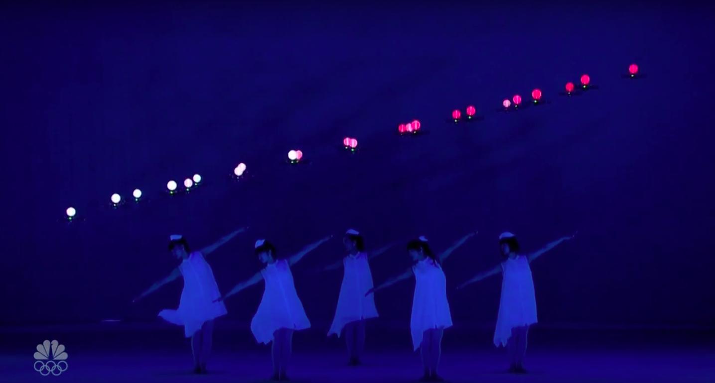 Wideo dnia: Choreograf dronów – zawód przyszłości?