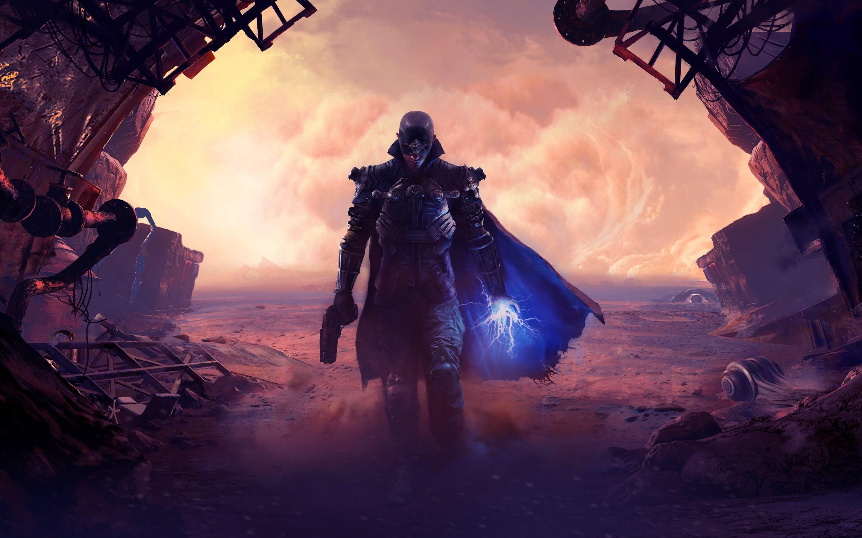 A gdyby tak skleić Mass Effect i Gothica? Technomancer to produkcja, którą powinien zainteresować się fan cRPG