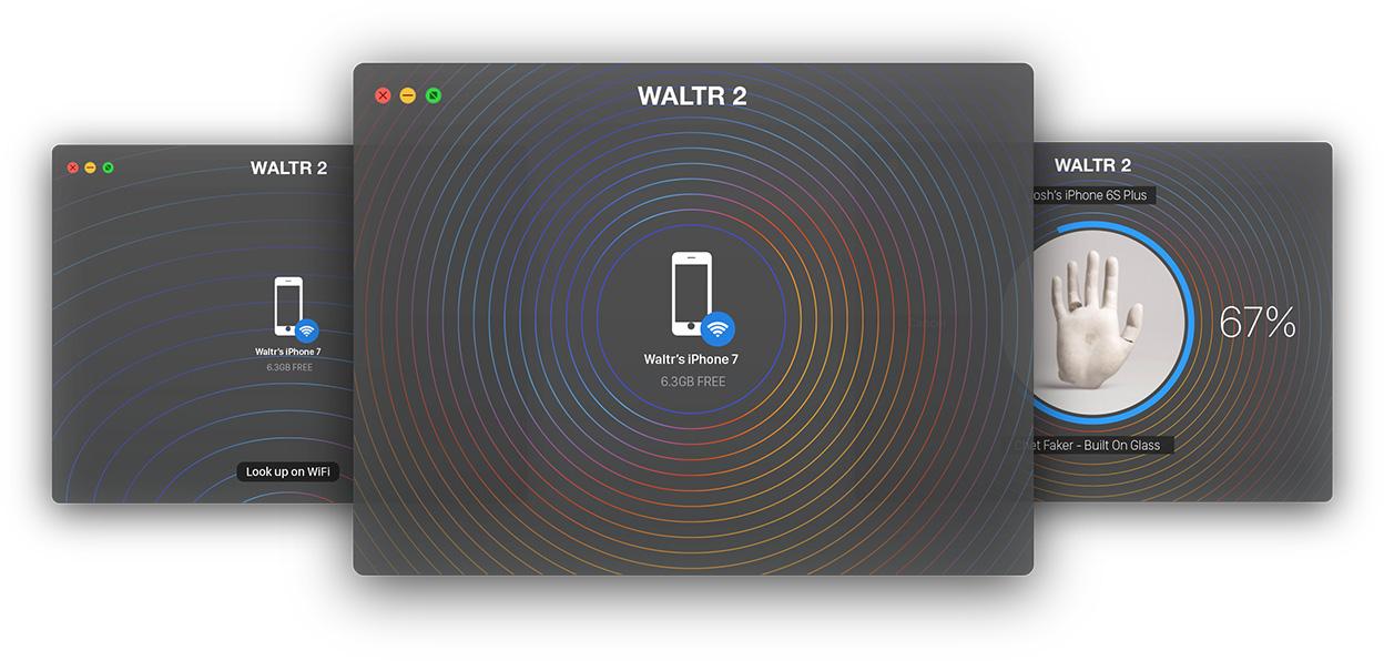 Wyciągnij starego iPoda z szuflady – Waltr 2 da mu nowe życie