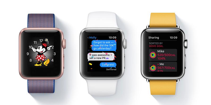 Apple udostępnia watchOS 3.0. Zobacz, co nowego
