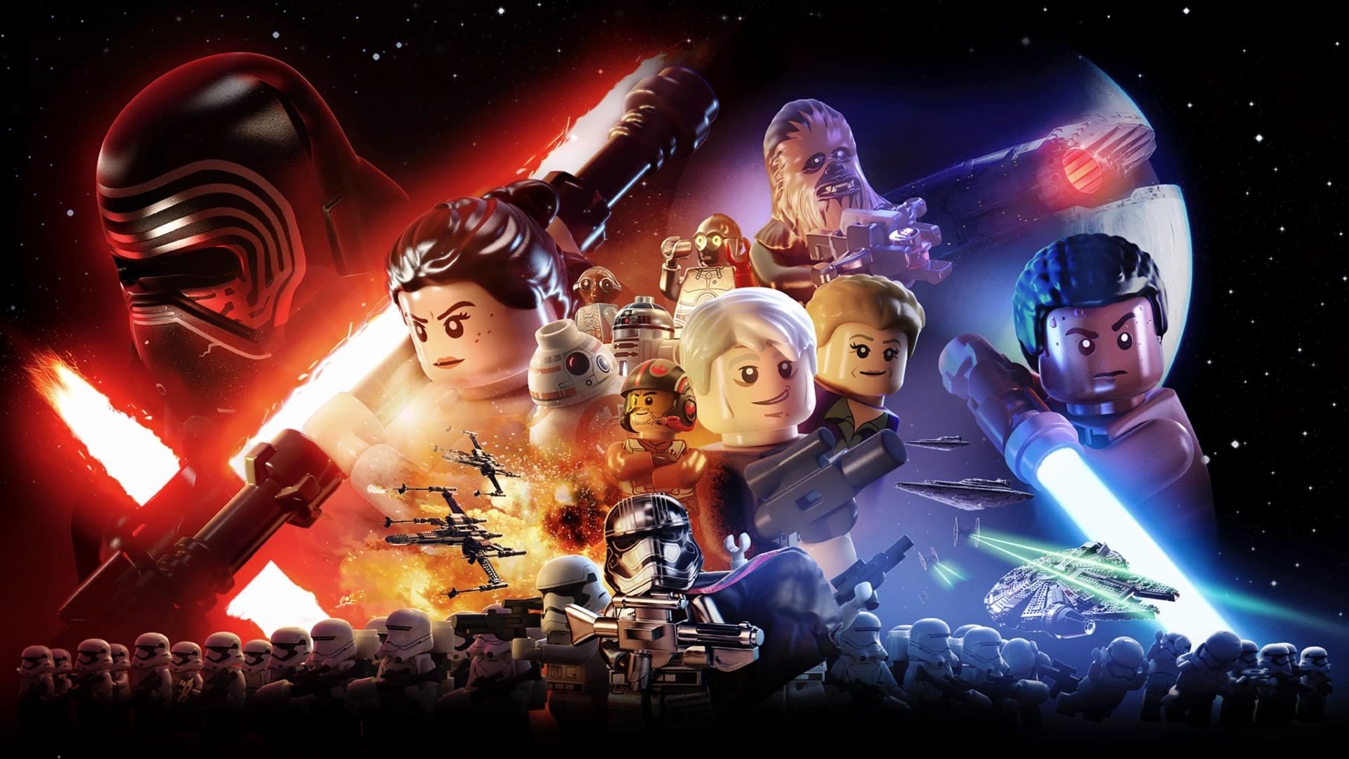 Moc jest silna w LEGO Star Wars: The Force Awakens, ale nie zawsze wykorzystana w dobrej sprawie – recenzja Spider's Web
