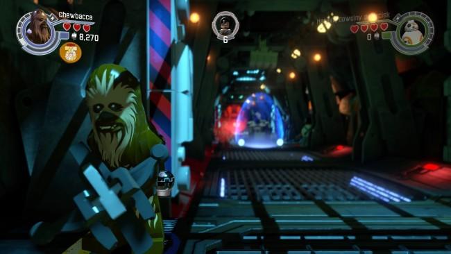 LEGO Star Wars The Force Awakens 81