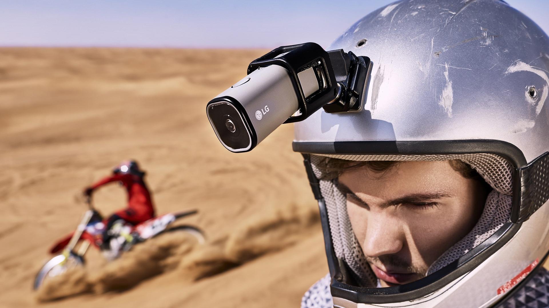 LG pokazało, że można zrobić kamerę sportową, która nie będzie kopią GoPro