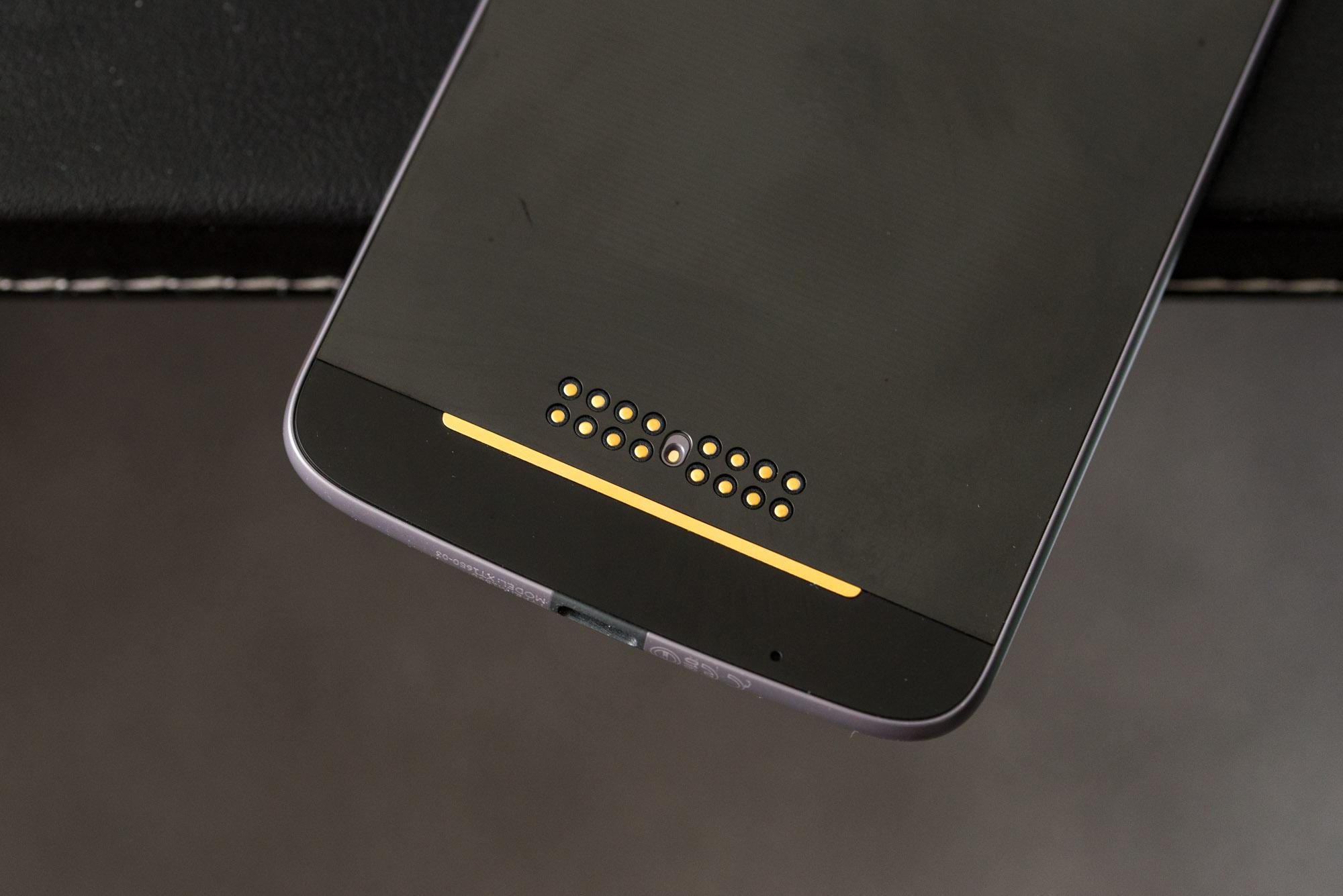 Lenovo Moto Z Play – to może być pierwszy modułowy smartfon w przystępnej cenie