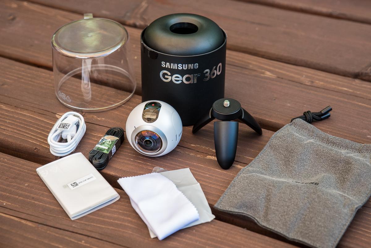 Świetna kamera 360 z jedną pokaźną wadą. Samsung Gear 360 – recenzja Spider's Web