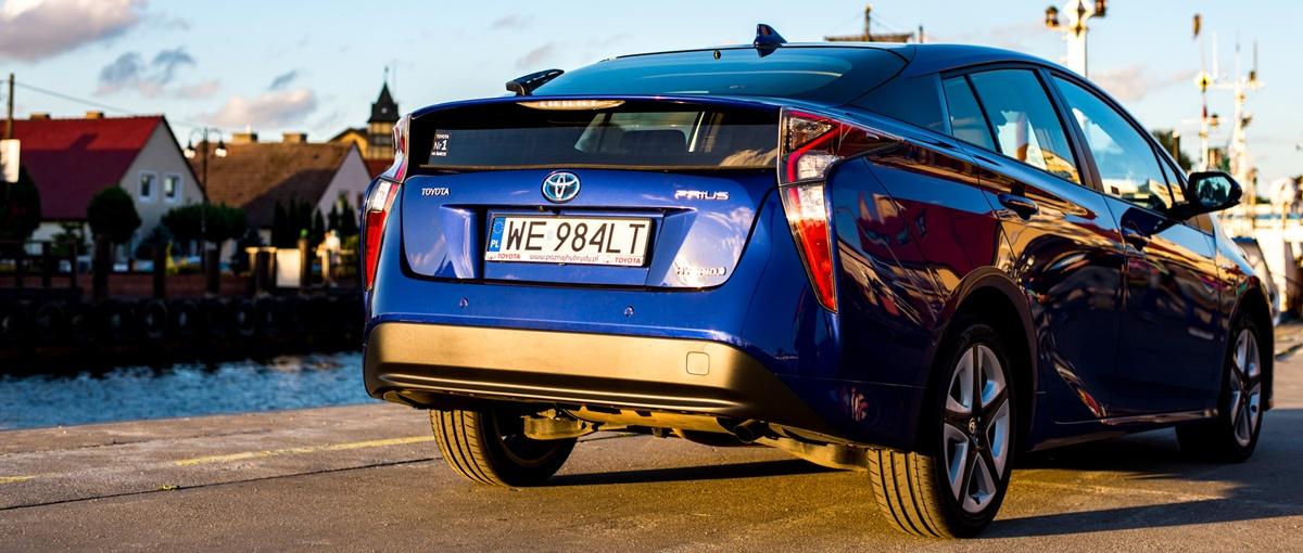 Dwa miesiące na miłość. Zaczynamy długoterminowy test Toyoty Prius!