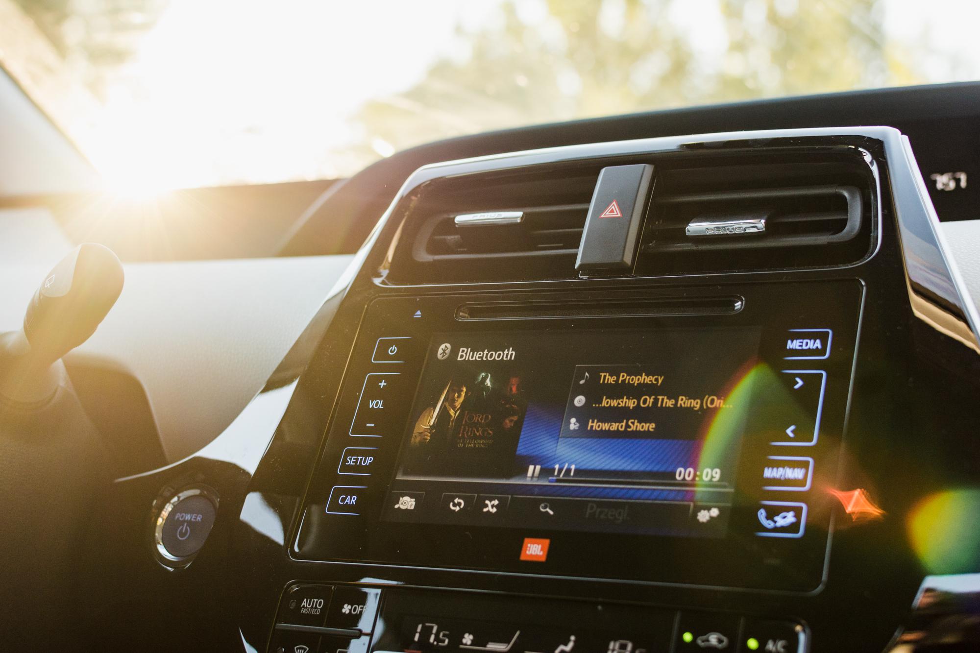 Hybryda w mieście, czyli jak sprawdza się Toyota Prius w czasie wyjazdu po zakupy