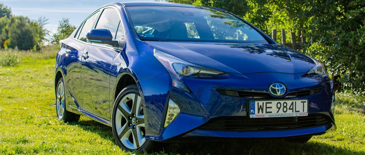 Hybryda na trasie, czyli Toyotą Prius z punktu A do punktu B