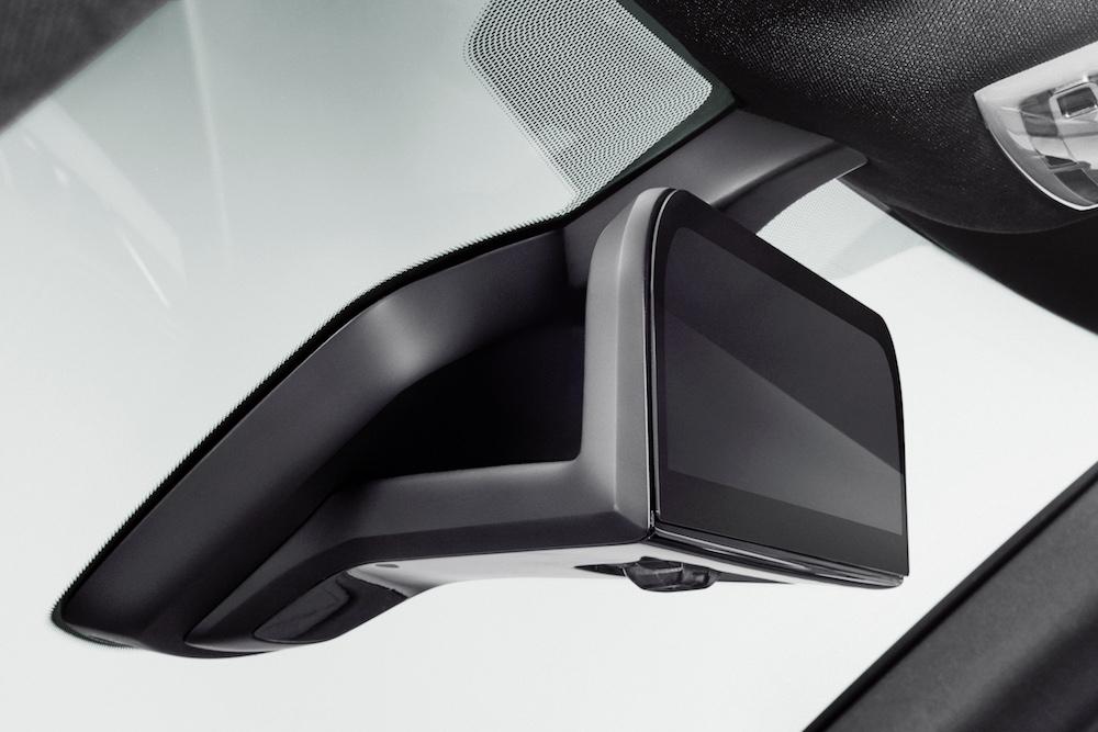 Samochody Bez Lusterek Tak Będą Wyglądały Wnętrza Samochod 243 W