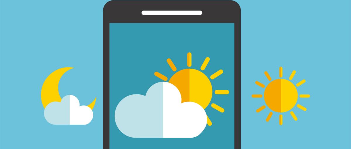 Nie potrzebujesz już aplikacji do pogody. Tak teraz zaprezentuje ją Google