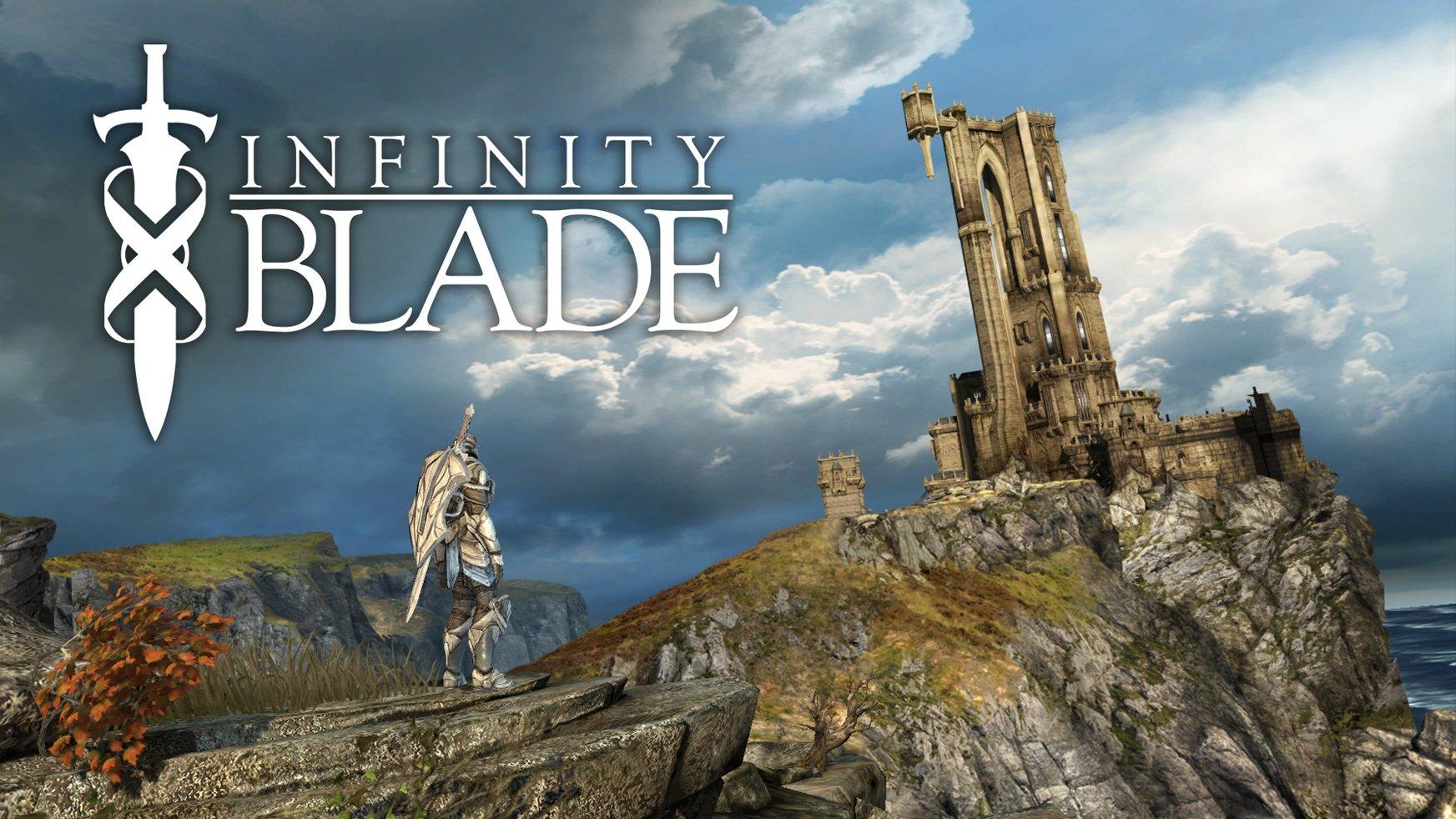 Tylko teraz wszystkie części Infinity Blade – najlepszej gry na iPhone'a – za darmo