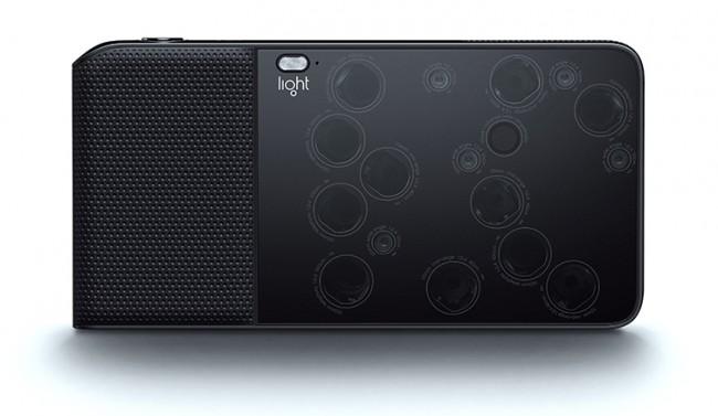 aparat kompaktowy Light L16 wykorzystuje 16 obiektywów