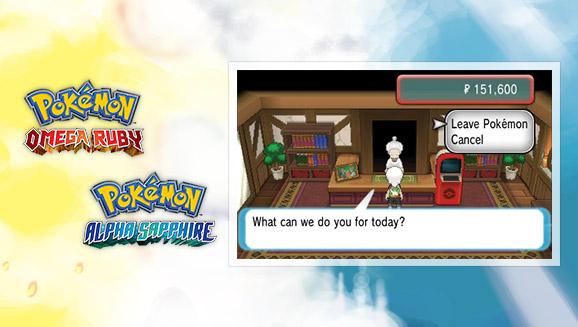 Pokemon breeding 3DS