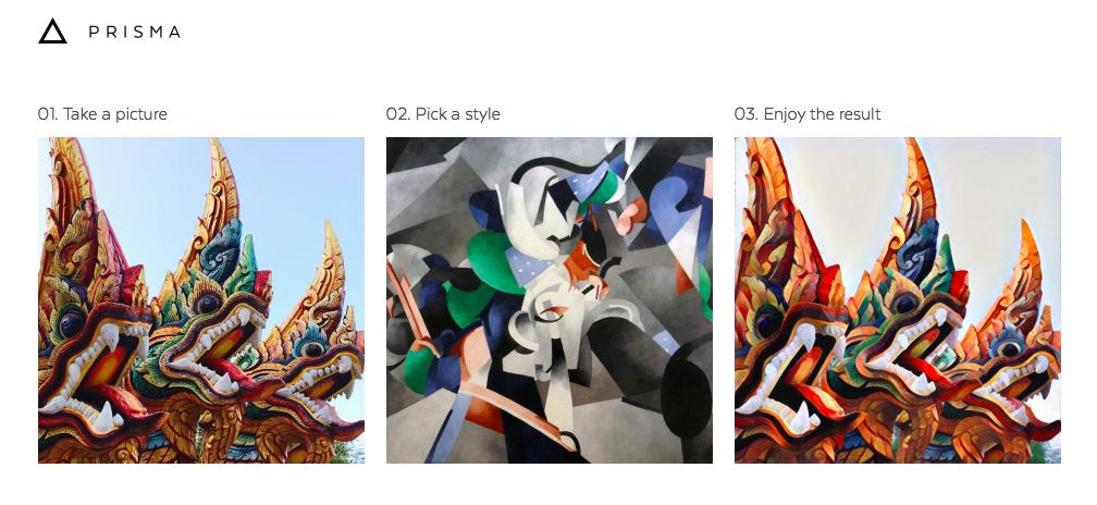 Filtry Prisma już dziś trafią na Androida. Na razie w wersji beta