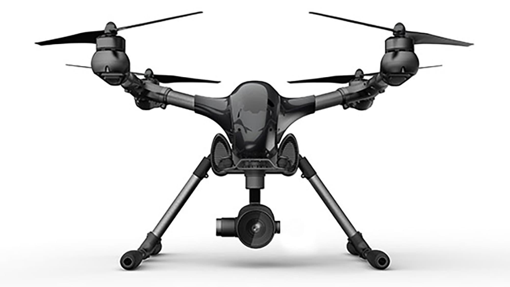 Ten dron to koszmar fanów prywatności. Jego kamera wypatrzy cię z odległości kilometra