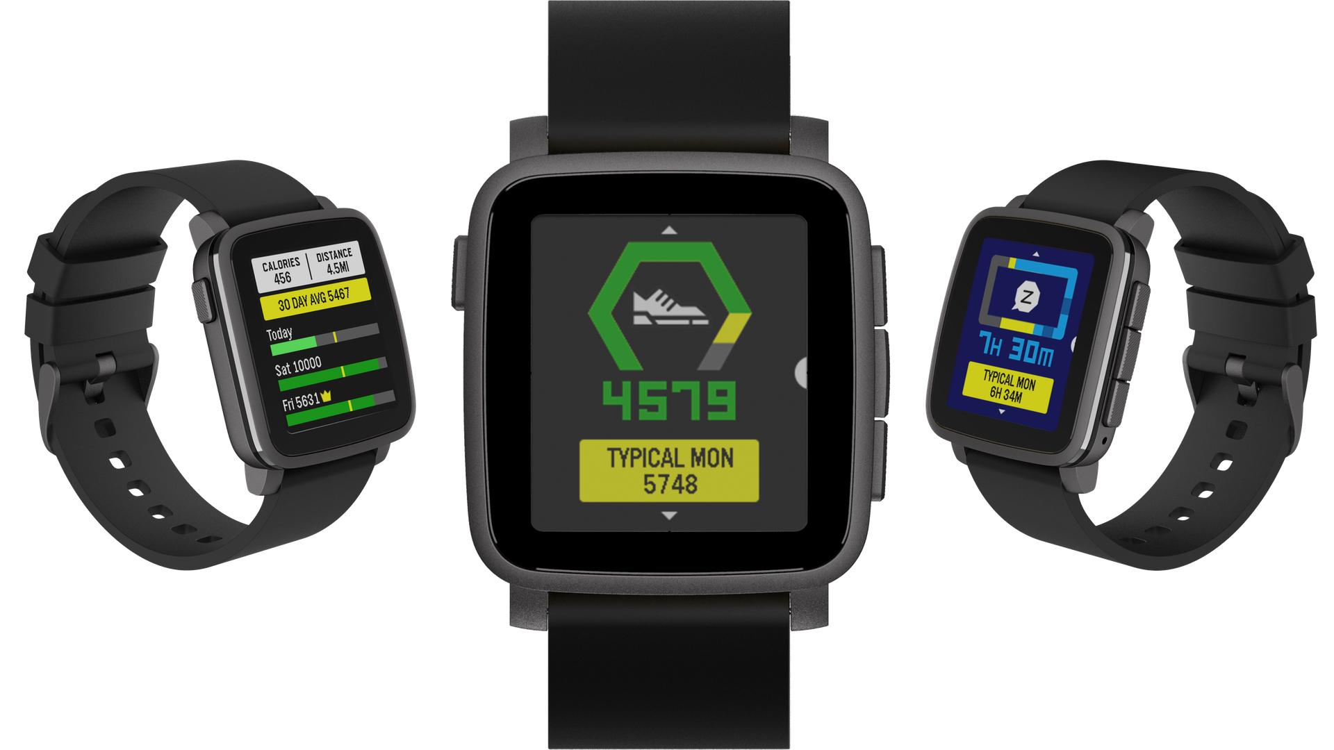 Duża aktualizacja dla zegarków Pebble! Producent szykuje się do walki z konkurencją