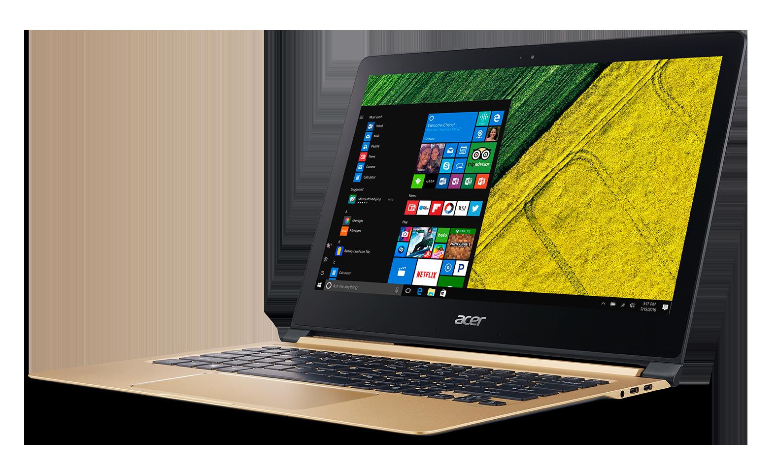 Acer Swift 7 To Najcieńszy Laptop Na świecie