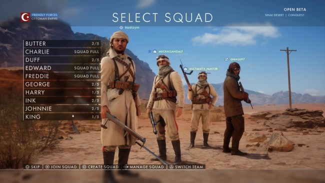 Battlefield 1 beta PS4 13