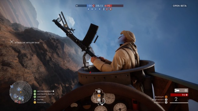 Battlefield 1 beta PS4 38