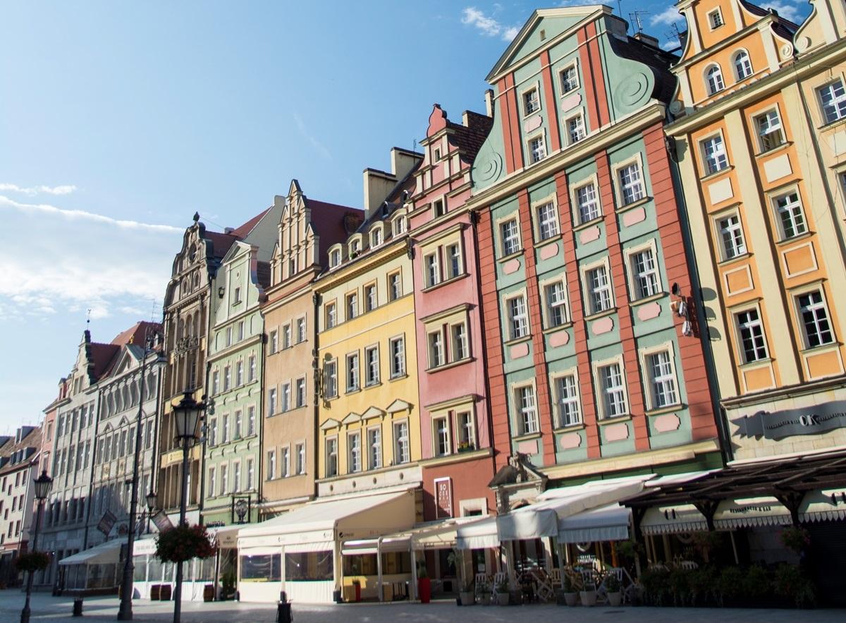 Międzynarodowy koncern szukał idealnego miejsca na swój odział w Europie. Wybrał Wrocław, choć nie był najtańszy