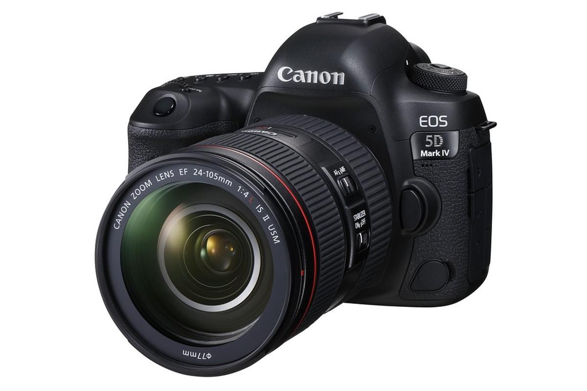 Ten aparat jest wprost stworzony do pracy zarobkowej. Oto nowy Canon 5d mk IV
