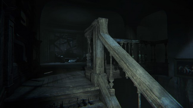 Layers of Fear: Inheritance 22