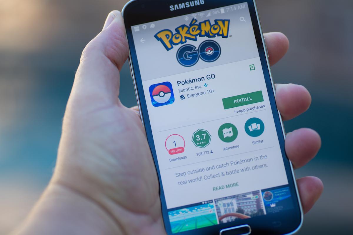 Można już pobrać nową wersję Pokemon Go na iOS i Androida!
